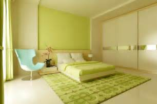 Bella Parete Cucina Verde Acido #1: camera-con-parete-verde-acido.jpg