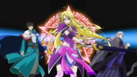 legend of the legendary heroes legend of the legendary heroes review the anime store