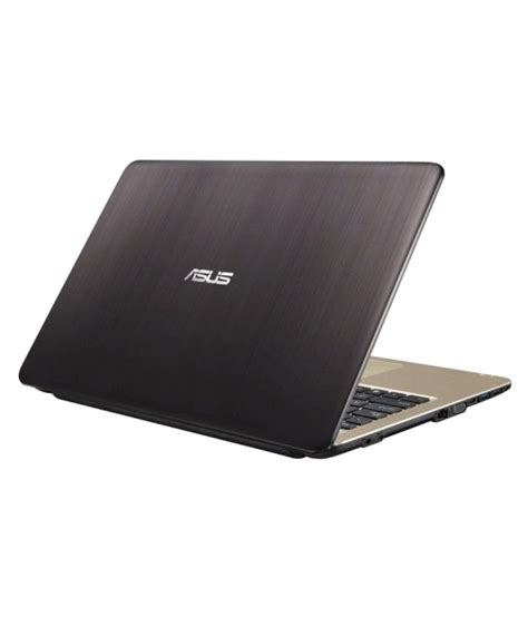 Asus X Series 15 6 Laptop Best Buy asus x series x540sa xx311d notebook intel celeron 4 gb 39 62cm 15 6 dos chocolate buy asus x