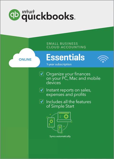 Quickbooks Essential quickbooks essentials accounting america inc