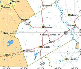 milam county map milam county detailed profile houses real estate