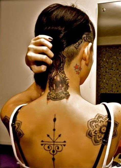 amazing back tattoos 75 impressive arrow tattoos on back