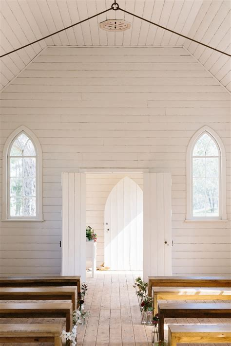 wedding chapels in white wedding chapels in australia polka dot