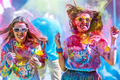 what is the color run the color run nordic travel mag