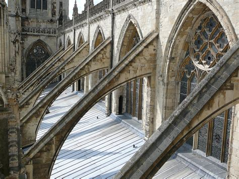 flying buttress york minster flying buttresses better with b l a c k m a