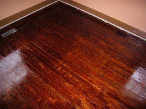 refinishing hardwood floors oak damage control flooring contractor talk