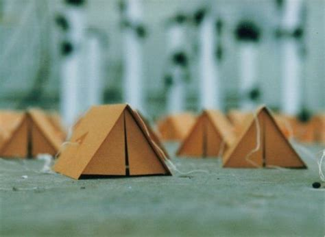 How To Make A Paper Tent - cardboard tents cing cing
