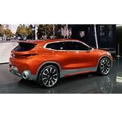 BMW X2 Concept Paris 2016 Photo Gallery  Autoblog