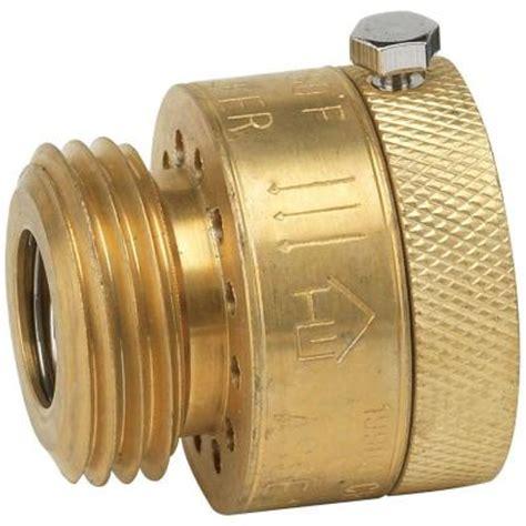 Vacuum Breaker Outdoor Faucet by Homewerks Worldwide 3 4 In Brass Fpt X Mht Hose Bibb Vacuum Breaker Vacbfpz4b The Home Depot
