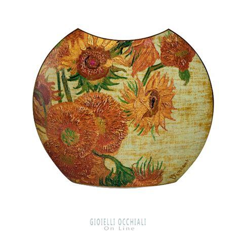 vaso girasoli gogh vaso gogh i girasoli goebel ispirato al quadro di