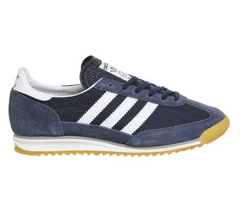 Adidas Sl 72 by Adidas Originals Sl 72 Trainers In Blue For Lyst