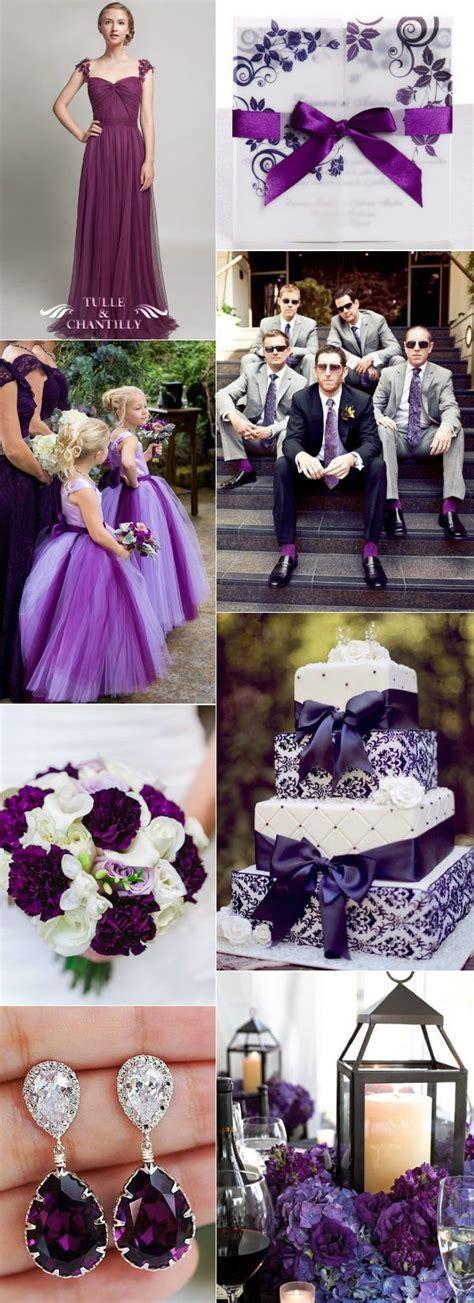 Best 20  Deep purple wedding ideas on Pinterest