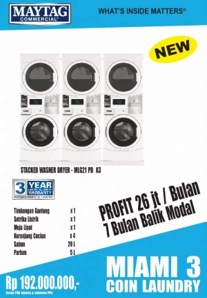 Mesin Cuci Coin distributor mesin laundry mesin laundry maytag coin laundry