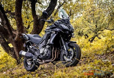 2015 Kawasaki Versys 1000 LT Test Ride Review In India