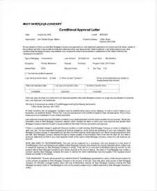 sle mortgage approval letter sle resume loan