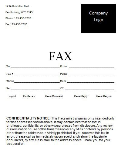fax templates free fax cover letter design maker by zillion designs