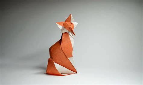 Origami Artists - wavy origami by artist hoang tien quyet gallery