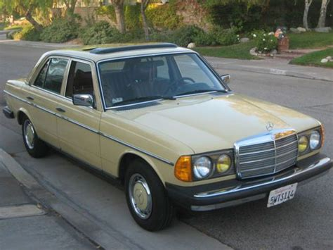 1978 Mercedes 300d by Sell Used 1978 Mercedes 300d In Valencia California