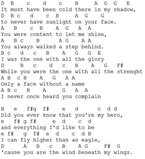 Letter Songs