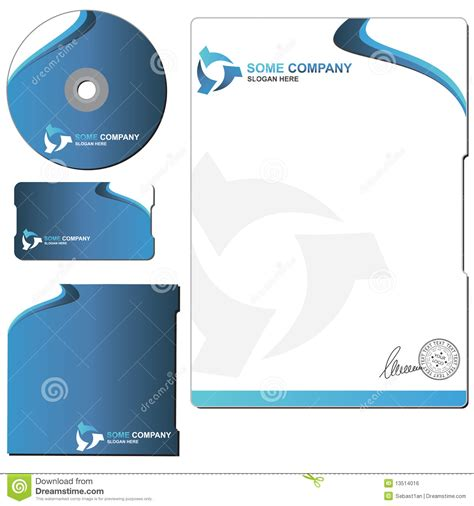 brochure template royalty free stock image image 13514016