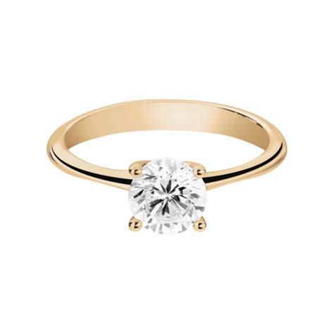 Goldene Verlobungsringe by Diamantring Verlobung Gold Bappa Info