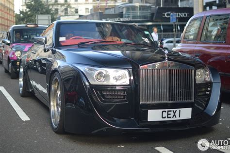 rolls royce black ruby dc design black ruby 4 october 2014 autogespot
