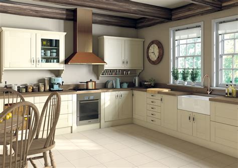 Cupboards Kitchen shaker ivory kitchens at factory prices