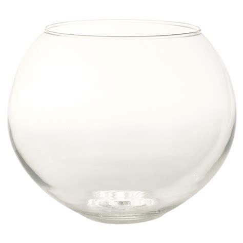 Glass Bowl Vase by Glass Bowl Vase Fish Centre Wedding Supplies