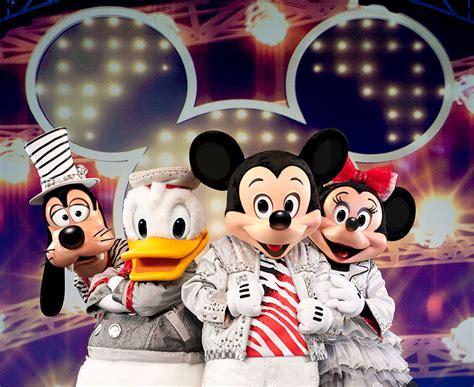 entradas para disney live disney live mickey s music festival en castell 243 n 161 sorteo
