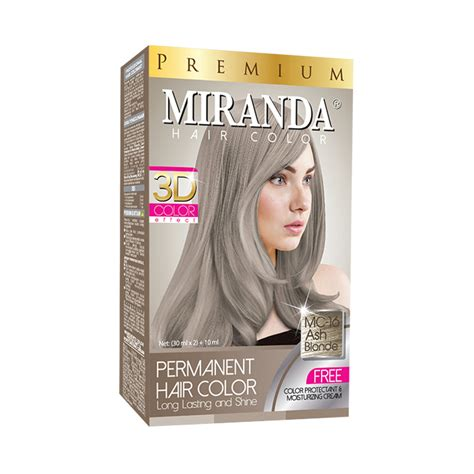 A31 Miranda Hair Color 30ml miranda hair color ash 30ml official store