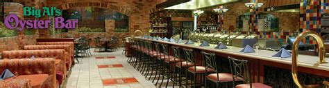 Big Home Bar Big Al S Oyster Bar In Las Vegas Nv The Orleans