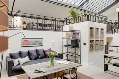 home living space design quarter apartment for rent in paris latin quarter mouffetard