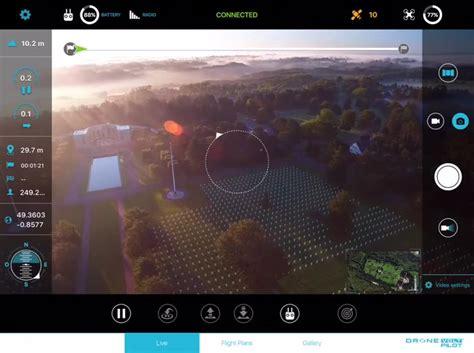 drone volt pilot  dji mavic phantom  inspire