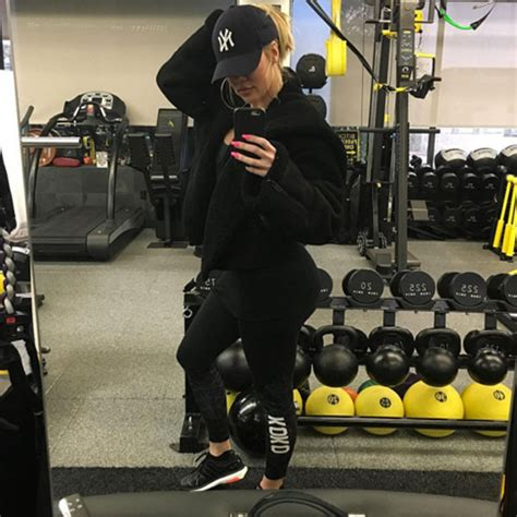 Losing Weight Fans by Khloe Shocks Fans With Weight Loss On Instagram