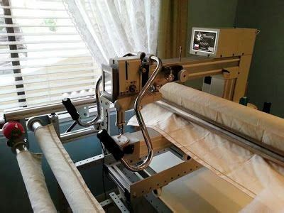 Innova Longarm Quilting Machine by Innova Innova Arm Quilting Machine Arm