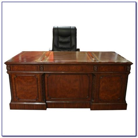 leather top desk mahogany leather top executive desk desk home design