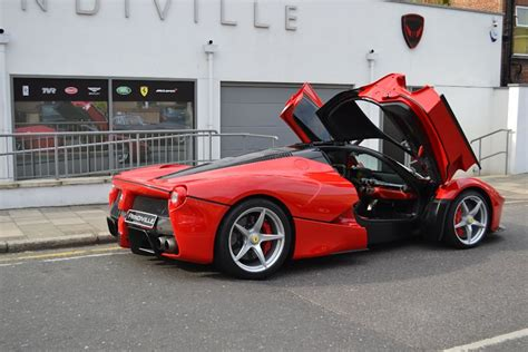 for sale uk laferrari up for sale in the uk with a 3 1 million price
