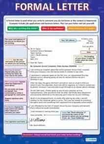 formal letter literacy educational school