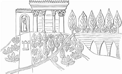 coloring pages hanging gardens of babylon coloring pages hanging gardens of babylon murderthestout