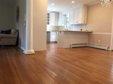 matching wood floors to cabinets kitchen remodel shoe molding to match cherry floor or