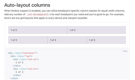 two column layout with flexbox bootstrap 4 alpha 3 183 bootstrap