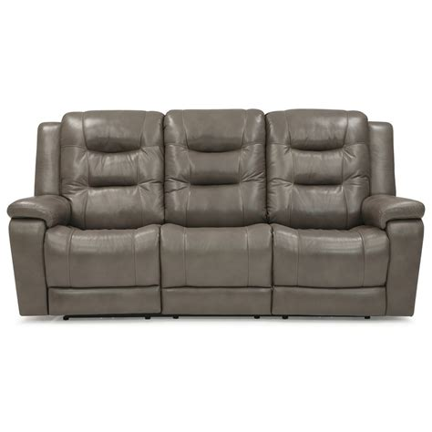 palliser power recliner sofa palliser leighton casual power reclining sofa with power