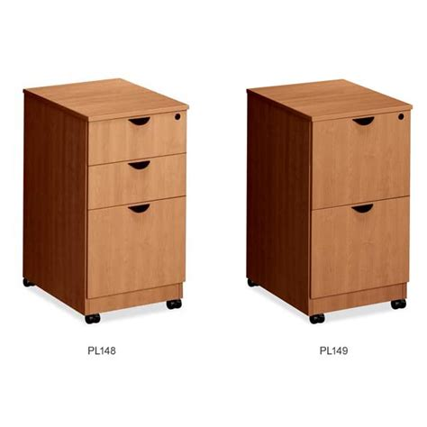 All Pl Series Mobile Pedestal File Cabinets By Ndi Office