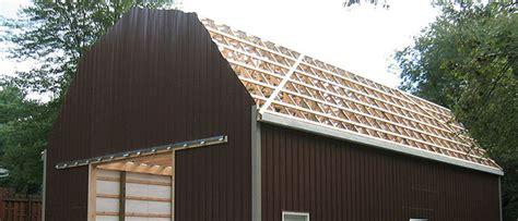ulisa gambrel roof pole barn kits apm pole barn with gambrel roof