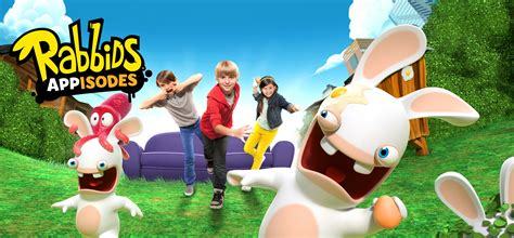 Dijamin Ps4 Rabbids New rabbids appisodes turns rabbids into an interactive experience