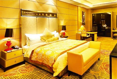 Luxury King Size Bedroom Sets by China Luxury Hotel President Bedroom Furniture Sets