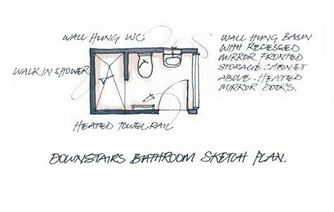 compact bathroom floor plans the bathroom with interior designer yvette the