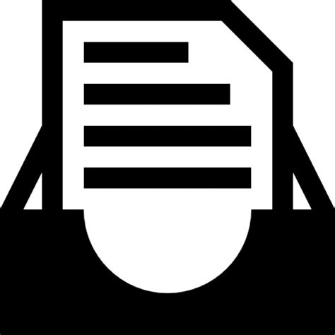bandeja de entrada de correo electronico bandeja de entrada de correo electr 243 nico con el s 237 mbolo de