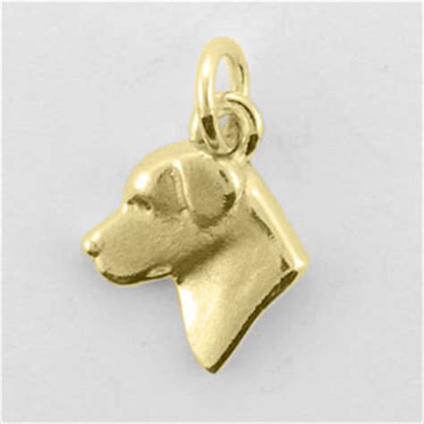 labrador retriever charm tiny139 274 00 14k 9
