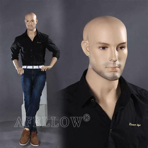 design doll male model afellow male mannequin full body lifelike used male